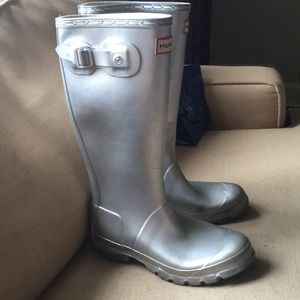 Previously Loved Hunter Boots